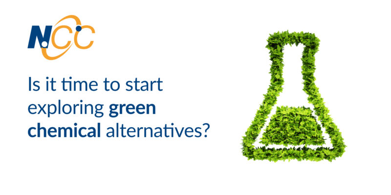 Is it time to start exploring green chemical alternatives?