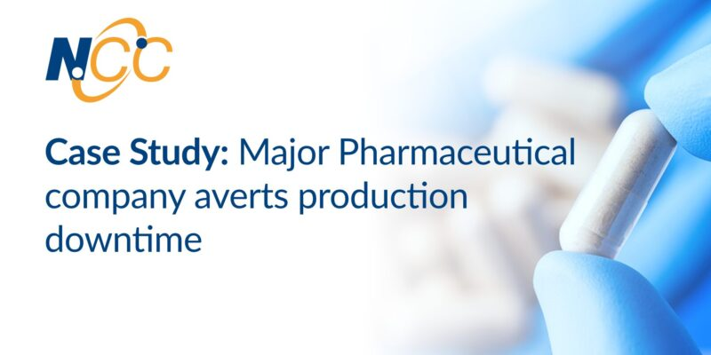 Case Study: Pharmaceutical company