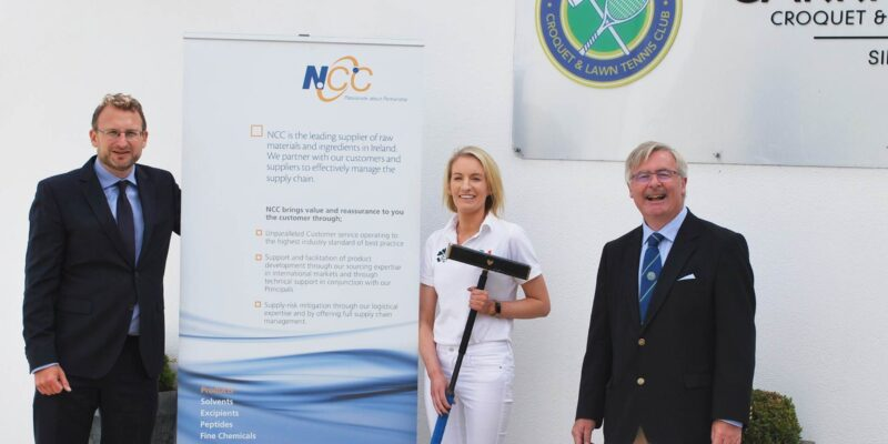 NCC partners with the Croquet Association of Ireland